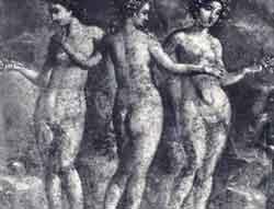 Hera, Athene en Aphrodite