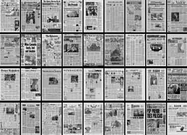krantenoverzicht elke dag