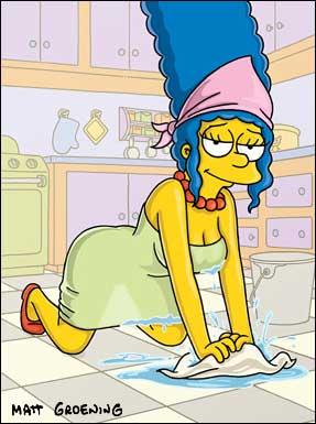 Les Simpson le film Marge_simpson