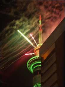 2003 - 2004  New Zealand