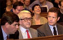 Hof van beroep verklaart zich onbevoegd in rechtzaak Vlaams Blok